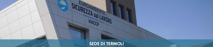 Sede Euroambiente di Termoli