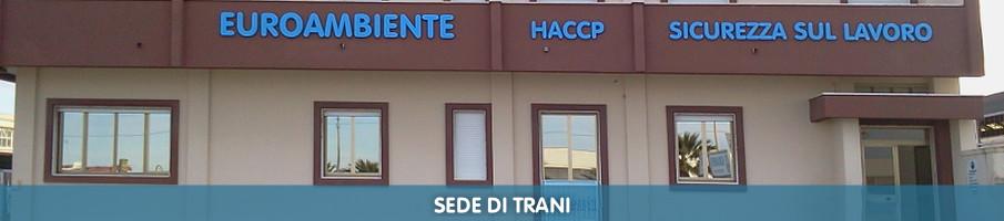 Sede Euroambiente di Trani